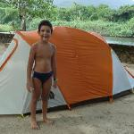 Camping at Itamambuca Eco Resort