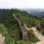 Jiankou Great Wall panorama
