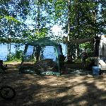 Lake Chippewa Campground照片