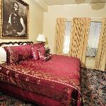Bedroom- Prince Solms Suite