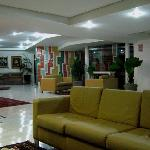  carlton limeira: lobby - espaos generosos
