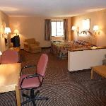 Foto van Americas Best Value Inn and Suites - Kilgore