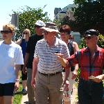 Sven's Architect Tour explores the Bayfield waterfront