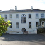 Front of Liss Ard house