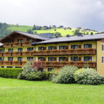  Back view of the Hotel Tauernhof