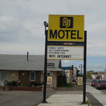 DJ Motel Fort Macleod