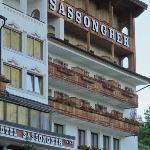 The Sassongher