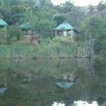 Water view lodges