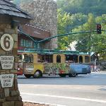 The FREE Gatlinburg Trolley: Part of City's summer program 2011