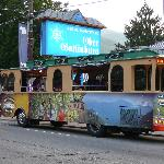 The FREE summer Gatlinburg Parkway Trolley 2011