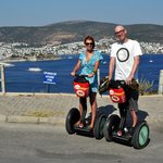 Aegean Gingers Segway Tours