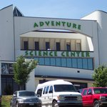 Adventure Science Center (front view)