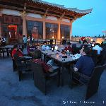  Silk Road Hotel - Restaurant @ sundown