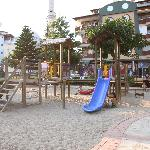 Playground at Sadullahoğlu Park