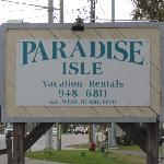 Photo de Paradise Isle Resort