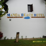 Photo de Hotel Manda Beach