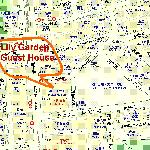 Location of Lily Garden Guest House
