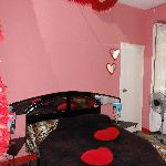 The Love room!