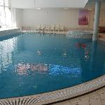  the swimmingpool of marina volendam
