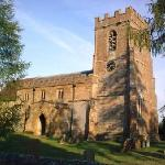  St. Lawrence&#39;s Church, Oxhill - a few minutes&#39; walk from Stable Croft.