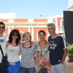  Fabrizio, Sandra, Patrizia, Valeria, Elio