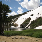 St. Mary's Glacier