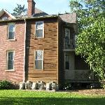  Shafer House, rear