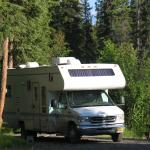 Tolsona Wilderness Campground