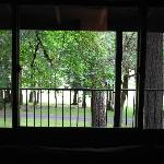  View Out Cabin Window