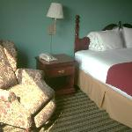 Foto van Holiday Inn Express Hotel & Suites West Point