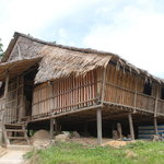 Rungus Longhouse