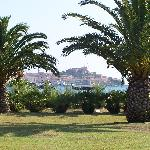  le parc avec vue sur Portoferraio
