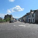  Main street in Lochgilphead