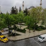 see the view of Mevlana Museum
