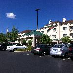 Foto van Courtyard by Marriott Colorado Springs South