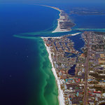 Picture above Destin