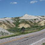 more of the badlands
