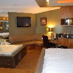 Champagne Lodge and Luxury Suites Foto