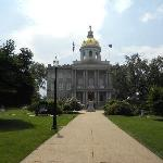 Stately Capital Building.