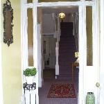  Auld Manse Guest House Entrance