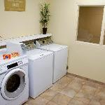  Complimentary self-serve laundry facilities