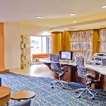 Foto van SpringHill Suites Columbia Downtown