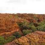  Kings Canyon - Rim Walk: Rock Domes and Kuninga Men