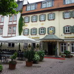 Romantik Hotel Goldener Karpfen