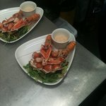 our plump and juicy squat lobsters and langoustine!! :-)