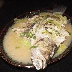 Sea Bass in Lime Chilli Sauce - Very delicious!