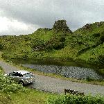 Don't miss the nearby Fairy Glen