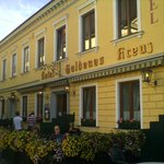Hotel Goldenes Kreuz - Grell