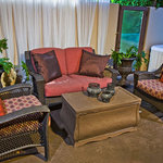 The Casbah - Outdoor Living Room