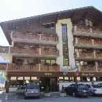  the hotel form the outside